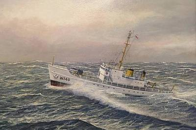 U.. Coast Guard Cutter General Greene 2 Original
