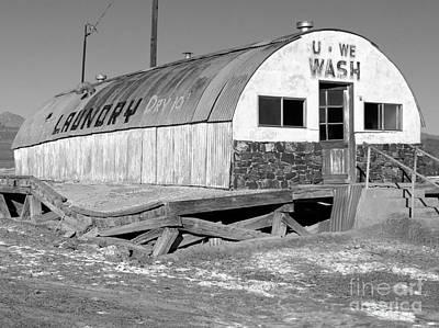 Photograph - U We Wash Laundry by Jennifer E Doll