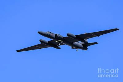 U2 Photograph - U2 Flyby by Webb Canepa