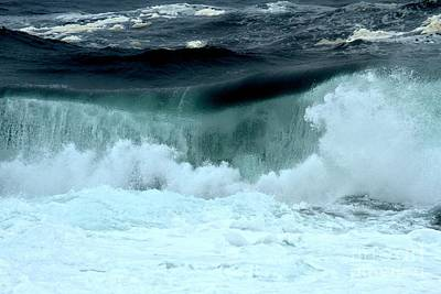 Photograph - Ucluelet Breaking Waves by Adam Jewell