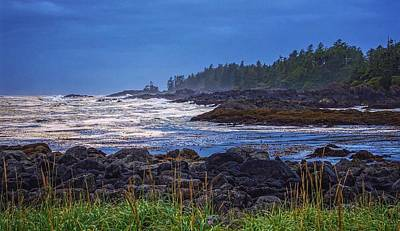 Photograph - Ucluelet, British Columbia by Heather Vopni