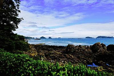 Photograph - Ucluelet South Point by Brian Sereda