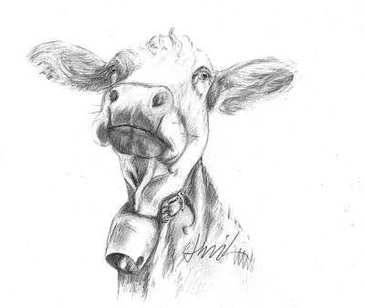 Udderly Fine  Art Print