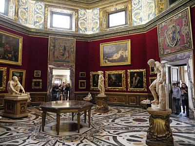 Uffizi  Art Print by David Piche