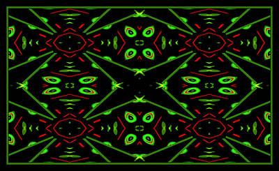 Indian Cherokee Digital Art - Uganasdv Asgitsa by Debra Lynch