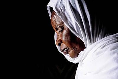 Photograph - Ugandan Farm Wife by Dennis Cox WorldViews