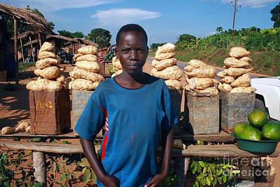 Ugandan Sweet Potatoes Original