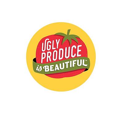 Ugly Produce Is Beautiful Art Print