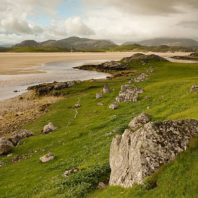 Photograph - Uig Sands - Isle Of Lewis by Colette Panaioti