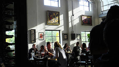 Photograph - Ulele Restaurant In Late Afternoon by Judy Wanamaker