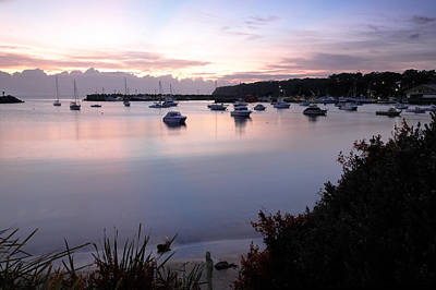 Aretha Franklin - Ulladulla Harbour by Nicholas Blackwell