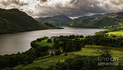 Photograph - Ullswater by John Collier