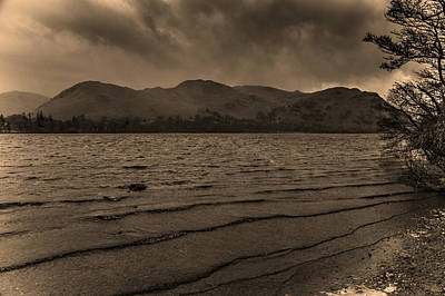 Photograph - Ullswater by Keith Elliott