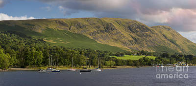 Photograph - Ullswater Lake by Brian Jannsen