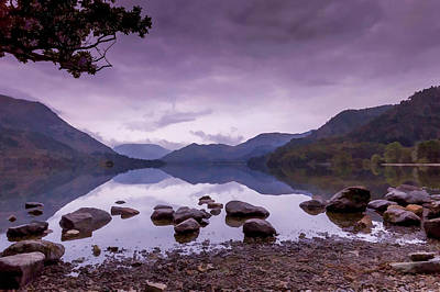 Photograph - Ullswater by Neil Alexander