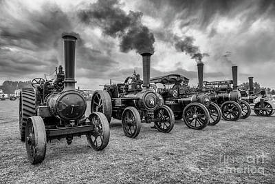 Photograph - Ulster Festival Of Steam And Transport by Jim Orr
