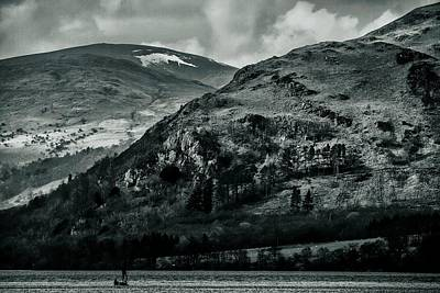 Photograph - Ulswater Lake District by David French