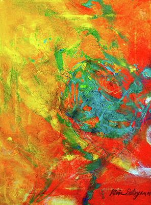 Painting - Ultimate by Mira Satryan