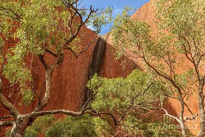 Photograph - Uluru 02 by Werner Padarin