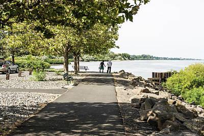 Photograph - Umatilla Marina Park by Tom Cochran