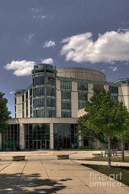 University Of Maryland Photograph - Umbc  by Lois Bryan