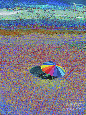 Photograph - Umbrella by Corinne Carroll