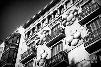 Photograph - Umbrella House by John Rizzuto
