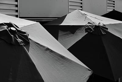 Photograph - Umbrellas by Brian Sereda
