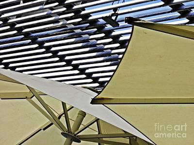Photograph - Umbrellas by Sarah Loft