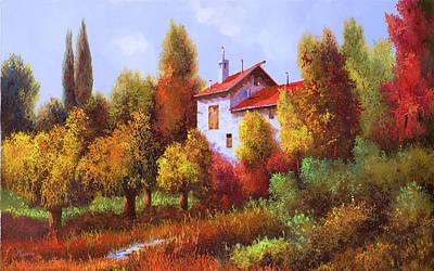 Una Casa E Mezza Nel Bosco Original