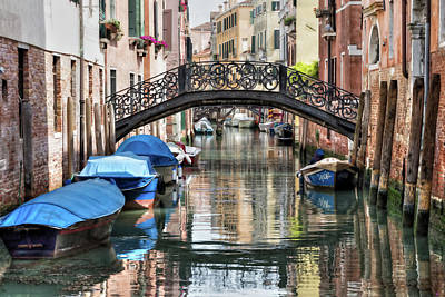 Photograph - Unabridged Venice by John Hoey