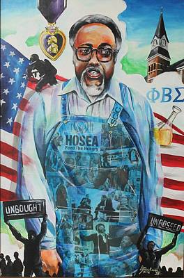 Painting - Unbought And Unbossed by Henry Blackmon