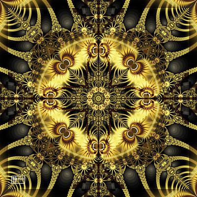 Digital Art - Unbridled by Jim Pavelle
