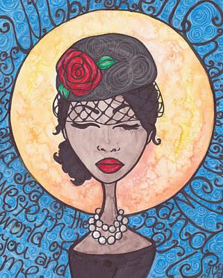 Painting - Unbroken Chain by Jennifer  Love-Gironda