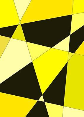 Digital Art - Uncertain Terms by Jeff Gater
