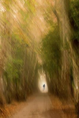 Photograph - Uncertainty by Okan YILMAZ