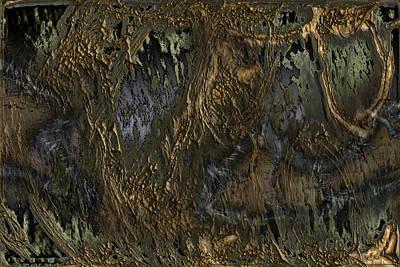 Unchartered Territory. Art Print