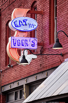 Photograph - Uncle Uber's Deep Ellum 050318 by Rospotte Photography
