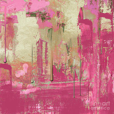 Uncommon Rose Art Print by Mindy Sommers