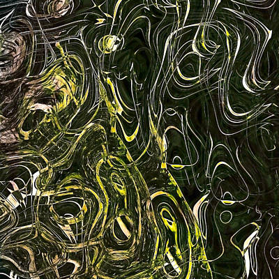 Digital Art - Uncommon by Susan Leggett