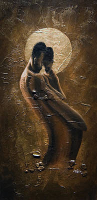 Painting - Unconditional by Jerome White