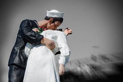 Unconditional Surrender 1 Art Print