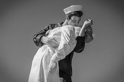 Unconditional Surrender 3 Art Print