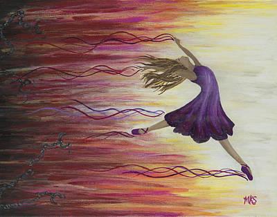Undaunted Art Print by Marissa Sievert