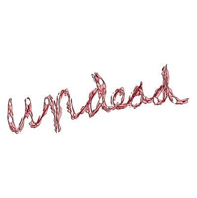 Drawing - Undead by Bill Owen