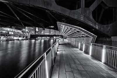 Photograph - Under Dearborn by Lauri Novak