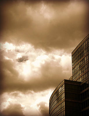 Photograph - Under Dramatic Skies by Marilyn Wilson