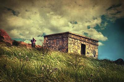 Impressionism Photos - Under Dreamskies by Zapista Zapista