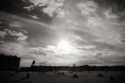 City Photograph - Under One Sun ... by Konstantin Dikovsky