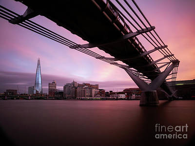 Photograph - Under The Bridge by Giuseppe Torre